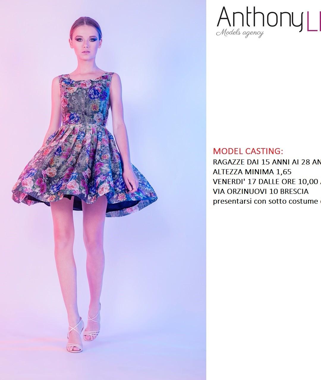 Model Casting Brescia