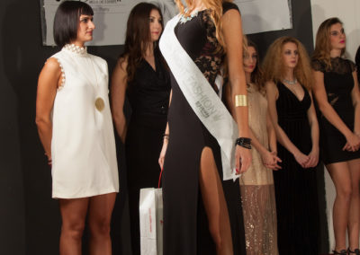 Miss Brescia Night Fashion - Anthony Le Models