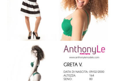 Anthony Le Models Agency
