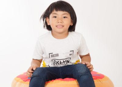 Zion Jacob-Agenzia modelle bimbi Brescia