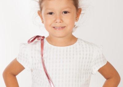 Yasmine Maria-Agenzia modelle bimbi Brescia