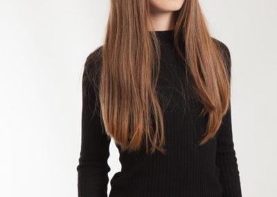 Briana - Agenzia modelle bimbi Brescia